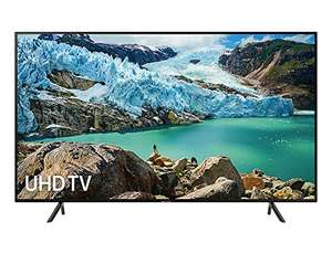 "Samsung 43RU7100 43"" flat 4k TV - £317.99 Dispatched from and sold by Richer Sounds"