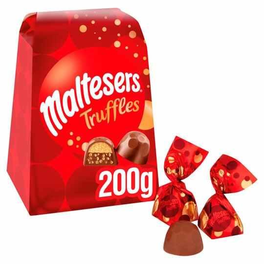 Malteser Truffles Medium Gift Box (200g) - £2 instore at Poundland (Belfast)
