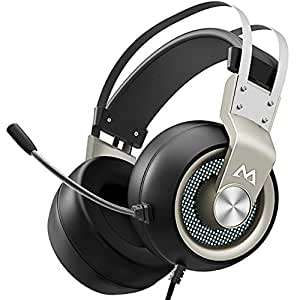 Mpow Gaming Headset Compatible with PC/PS4/Xbox One/Switch £14.99 Sold by Mpow Store and Fulfilled by Amazon