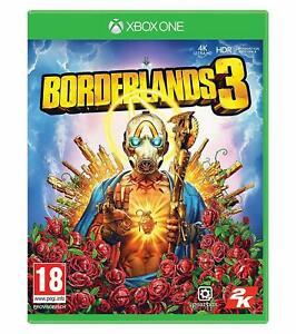 Borderlands 3 (Xbox One) 'Used: Good' £17.99 @ boomerangrentals /eBay