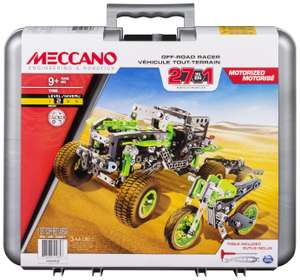 Meccano 27-in-1 Off Road Racer £30 at Argos