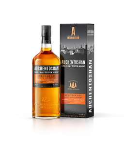 Auchentoshan American Oak Single Malt Scotch Whisky, 70 cl now £20 delivered at Amazon