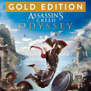 [Uplay] Assassin's Creed Odyssey: Gold Edition - Inc Game, S/Pass, AC III & Liberation Remastered (PC) - £19.94 @ Fanatical