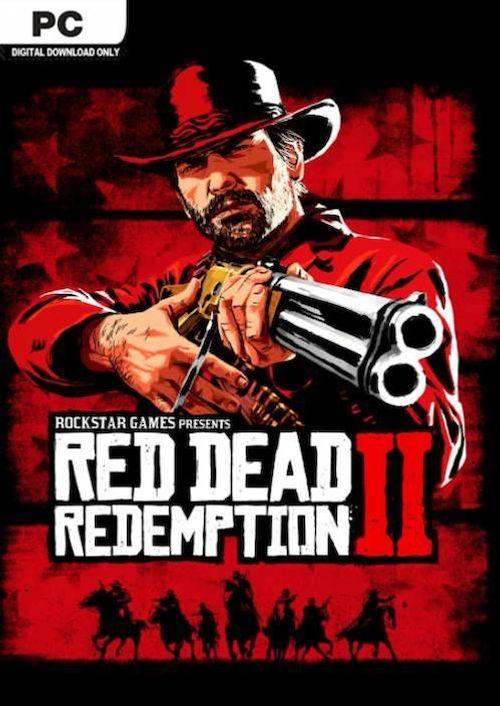 [PC] Red Dead Redemption 2 - Social Club £31.99 @ CDkeys.com