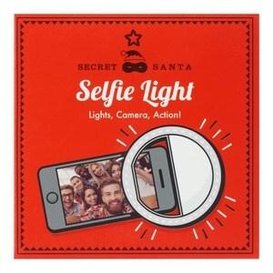 Secret Santa Selfie Light £1.49 @ Superdrug
