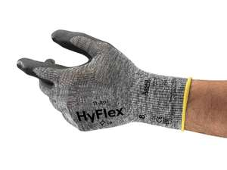 Ansell 11-801/10 Glove, Black, Size 10, Set of 12. Min quantity 2 packs. £10.80 (Prime) £15.29 (non Prime) at Amazon