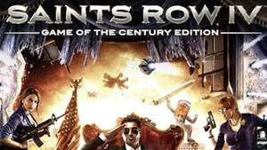 Saints Row IV: Game of the Century Edition - £3.44 @ Fanatical (PC / Steam key)