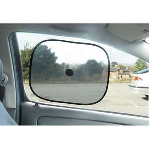 Autocare Universal Car Screen Sunshade Twin Pack 37p @ Euro Car Parts (Free Click & Collect)