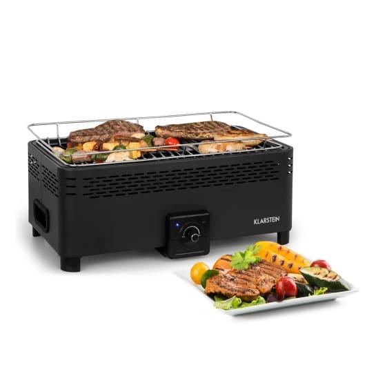 Smokeless Charcoal Portable Grill - £79.99 @ Klarstein