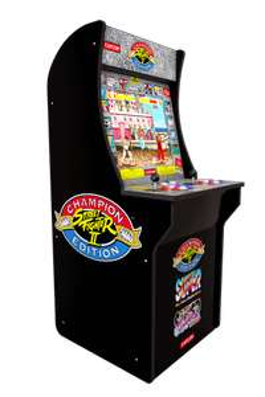 Arcade 1UP Street Fighter II Arcade machine - £228.95 @ Amazon