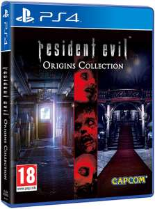 Resident Evil Origins Collection (PS4) - £9.95 delivered @ The Game Collection