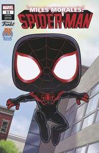 Miles Morales Spider-Man 11 Hayhurst Funko Limited Edition Variant Comic £2.00 @Forbidden Planet (Postage & Packaging £1.00)