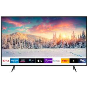 Samsung QE55Q60R 55 inch 4K Ultra HD HDR Smart QLED TV with Apple TV Freesat HD + 5 year warranty £682.63 Delivered with code @ Peter Tyson