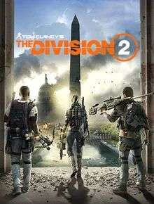 (PC) Tom Clancy's The Division 2 - £2.39 on US Ubisoft Store