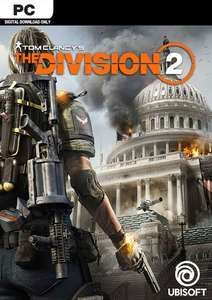 (PC) Tom Clancy's The Division 2 - Standard Edition - Ubisoft Store £8.59