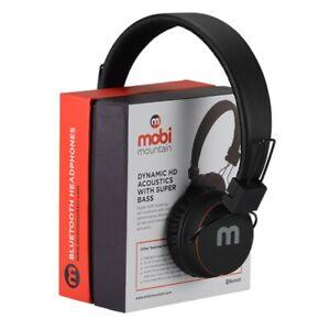 Bluetooth Headphones with built in FM Radio & MP3 player £9.89 @ ebay tool sense