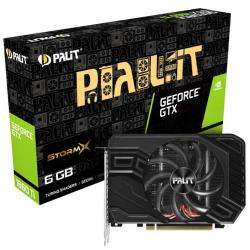 PALIT NVIDIA GeForce GTX 1660 Ti StormX 6GB Graphics Card £217.98 delivered Aria PC