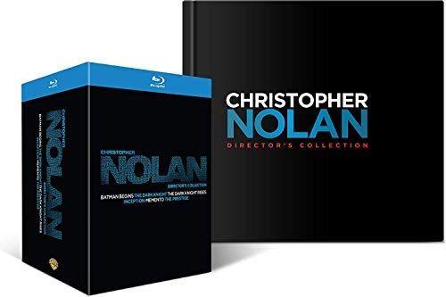 Christopher Nolan directors collection blu ray £21.98 @ Amazon