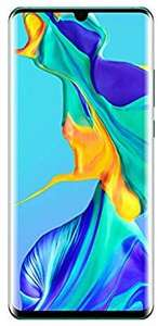 Huawei P30 Pro 128GB Smartphone Black £474.16 Or £460 Using a fee Free Card @ Amazon France