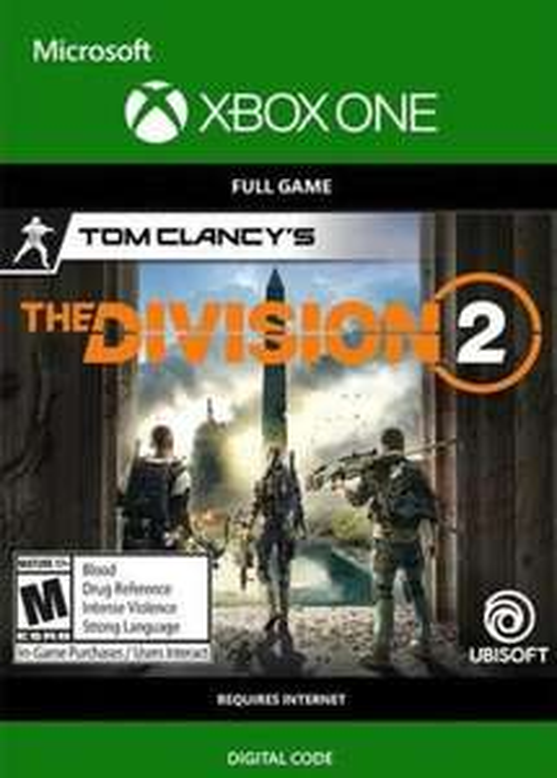 The Division 2 Xbox One £5.95 @ Eneba / WorldAPI using code