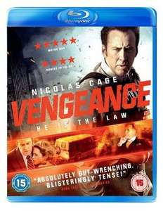 Vengeance blu ray £2.09 new delivered @ music magpie