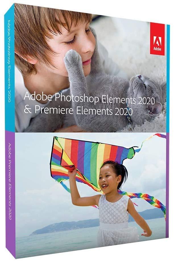 Adobe Photoshop Elements 2020 & Premiere Elements 2020 - £95.99 - Amazon