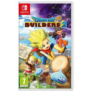 Dragon Quest Builders 2 Nintendo Switch £20 free Click & Collect Only @ SmythsToys