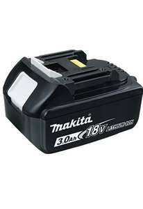 Makita BL1830 18V 3Ah LXT Li-ion Battery £21.06 @ Amazon sold by Trade Supplies Online.