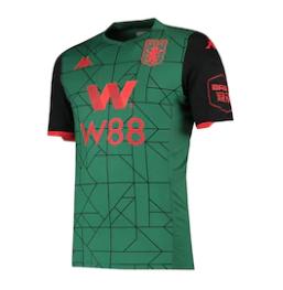 Aston Villa 3rd shirt sale £27.50 (+ £4.95 delivery or free villa store pickup) @ Aston Villa FC