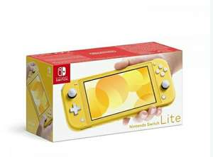 Nintendo Switch Lite Console - Yellow £165.98 delivered @ shopplay