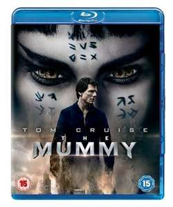The Mummy (2017) blu ray pre-owned £2.60 Music Magpie
