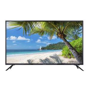 Linsar 43UHD8000FP 43 inch 4K Ultra HD Smart LED TV Freeview Play £199 With Code @ Richer Sounds