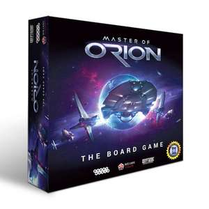 Master of Orion Board Game £11.99 @ Amazon / Dispatched from and sold by Dealberry..