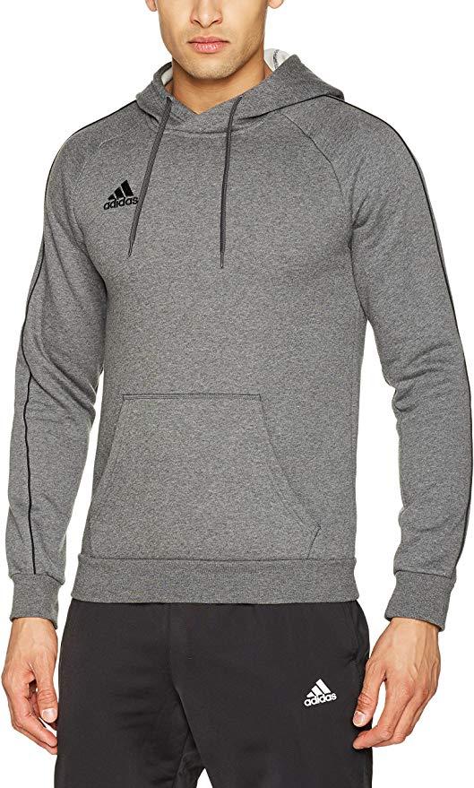 Adidas Core 18 Men's Hoodie - £19.99 (Prime) £24.48 (Non Prime) @ Amazon