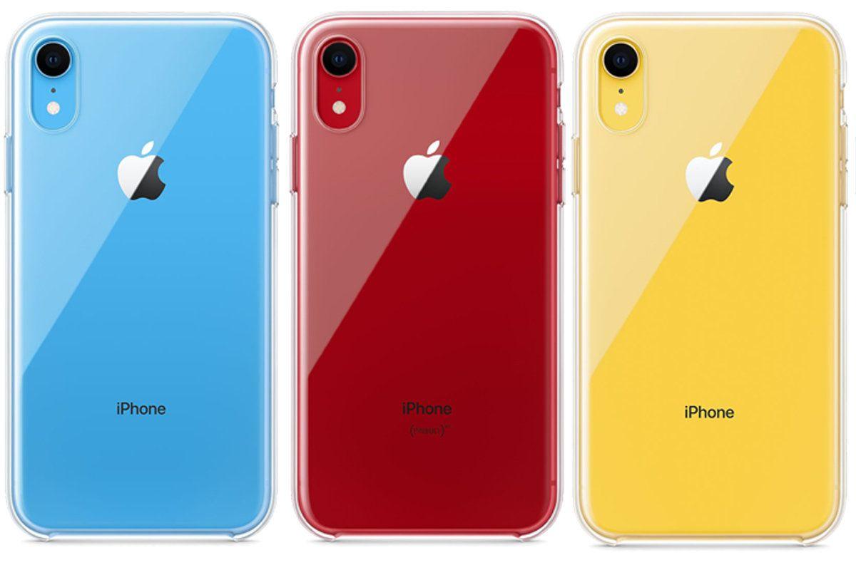 "Apple IPhone XR Yellow & Red 6.1"" 256GB 4G Unlocked & SIM Free Smartphone £599.97 @ Laptops Direct"