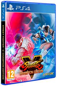 Street Fighter V Champion Edition (PS4) - £18.85 delivered @ Base