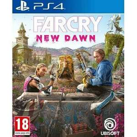 Far Cry New Dawn (PS4) used £9.99 @ boomerang