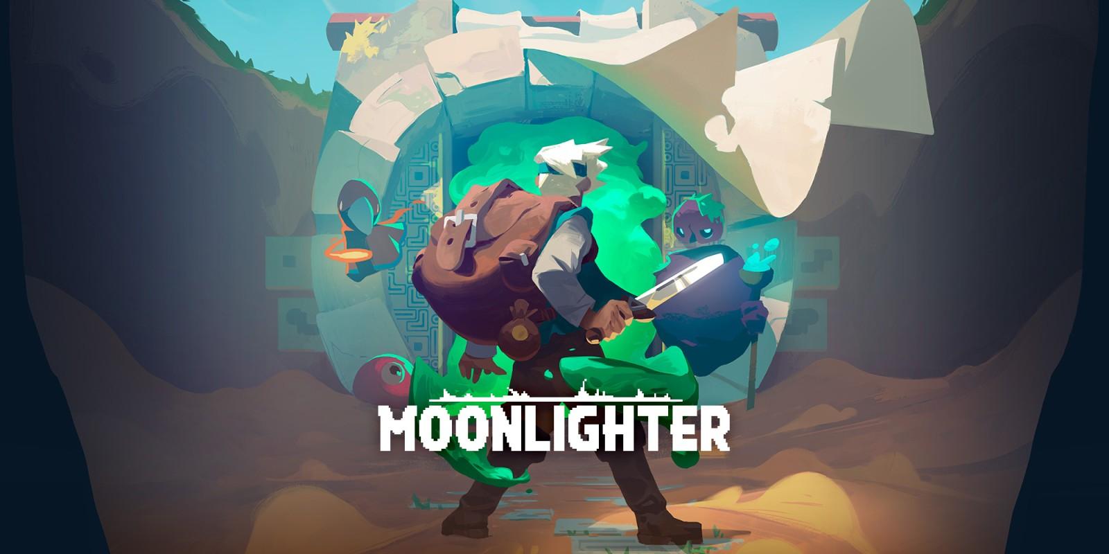 Moonlighter (Nintendo Switch) £8.99 @ Nintendo Shop