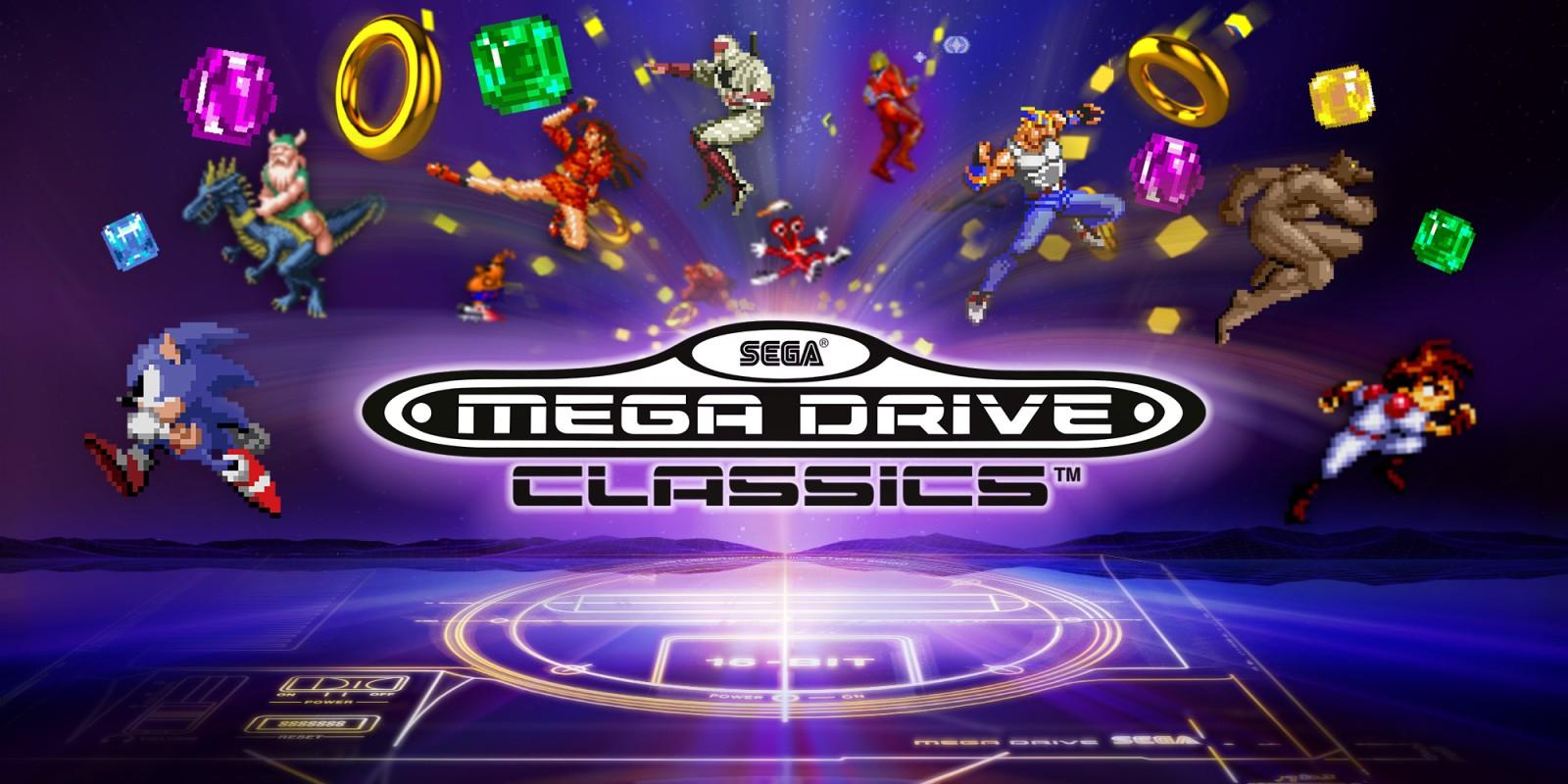 Mega Drive Classics £20.09 on nintendo eshop