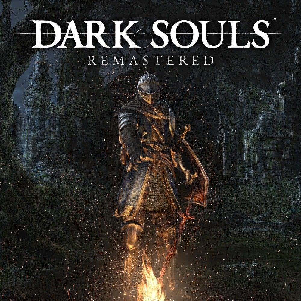 Dark Souls Remastered (Nintendo Switch) - £20.99 @ Nintendo eShop