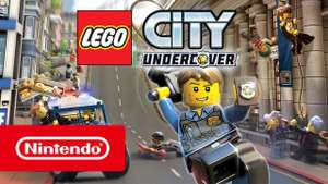 Lego City Undercover (Switch digital copy) - £14.99 @ Nintendo eShop