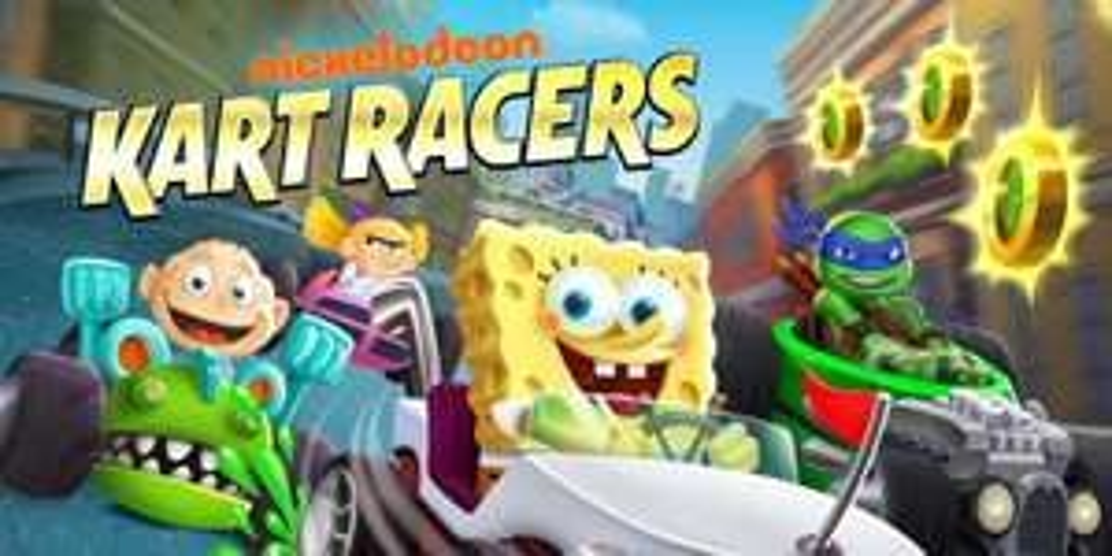 Nickelodeon Kart Racers (Switch digital copy) - £10.79 @ Nintendo eShop