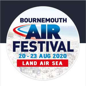 Bournemouth Air Festival 2020