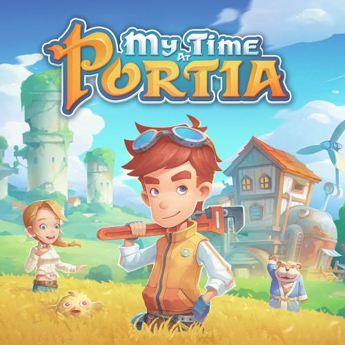 My Time at Portia (Nintendo Switch) - £12.49 @ Nintendo eShop
