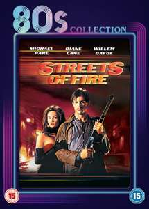 Streets Of Fire DVD £3.05 @ Zoom