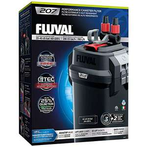 Fluval 207 Canister Filter - £77.60 delivered @ Amazon Germany