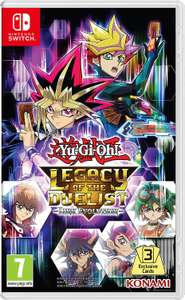 Yu-Gi-Oh! Legacy of the Duelist: Link Evolution + 3 Exclusive Artcards (Nintendo Switch) - £19.99 delivered @ Simply Games