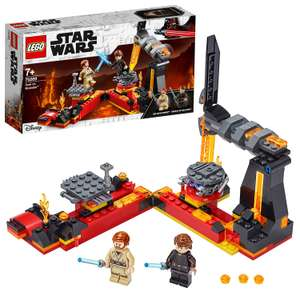 LEGO 75269 Star Wars Duel on Mustafar Revenge of the Sith £16 (Prime) £20.49 (non Prime) at Amazon