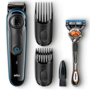 Braun Shaver & Trimmer Styling Kit with Gillette Fusion ProGlide £24.99 at Lidl