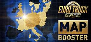 Euro Truck Simulator 2 Map Booster Bundle £18.05 at Steam Store